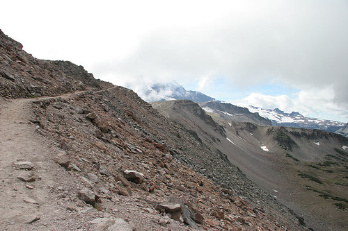 Approaching First Burroughs