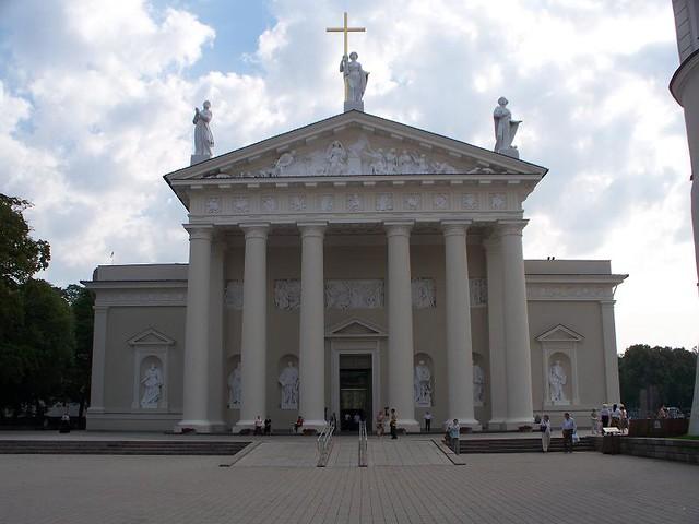 Vilnius - Nice Church