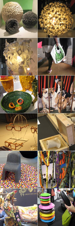 Maison&Objets septembre 2008, sélection d'objets