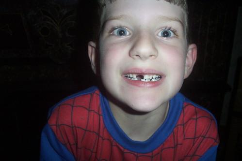 Toothless Taz