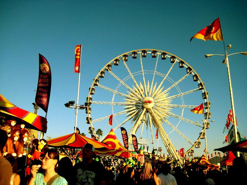 Day 82: L.A county fair !