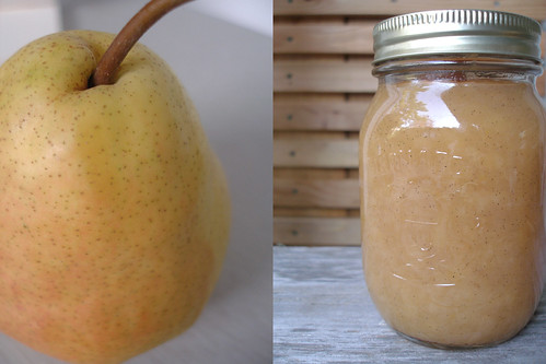 VANILLA PEAR JAM | make something