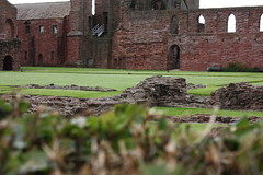 "Arbroath Abbey • <a style=""font-size:0.8em;"" href=""http://www.flickr.com/photos/62319355@N00/2889735925/"" target=""_blank"">View on Flickr</a>"