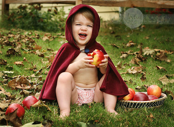 Little-Red-Baby-Hood