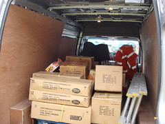 Tonys Van is filled with Pyro (EpicFireworks) Tags: fireworks guyfawkes firework pyro 13g epic pyrotechnics ignition singleignition