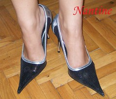 Black-silver pumps 7 (Kwnstantina) Tags: black sexy feet female fetish silver foot shoes toes pumps highheels toe legs boots nails barefoot heels latex sole soles schwarz damen nylon footfetish pvc fuss anklet sexylegs lack erotik highheeledshoes fetisch sexyshoes pvccatsuit sexyfeet feetfetish footjob dirtysoles pointyheels nylonfeet shoejob nylonfoot womaninhighheels heelfetish sexyheels overkneeboots shoescollection sexyfoot greekfeet leatherpumps shinypumps silverheels sexyfemalelegs pointypumps   sexywomenheels toesinnylons greekfootfemale femalegreekfoot blackheeledpumps glossypumps metalspitze elegantheels fetischschuh fetischschuhe erotikheels