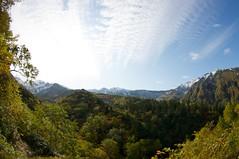 凌雲閣からの眺め