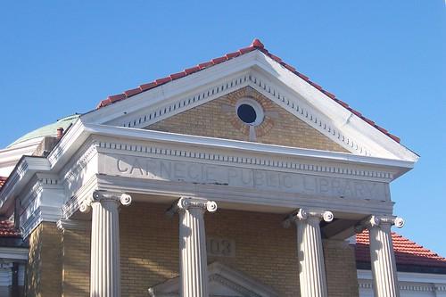 Carnegie Library, Greensburg
