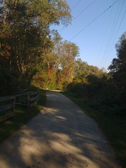 Akron to Cleveland Towpath