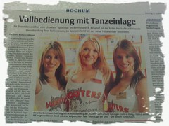 Hooters in Bochum