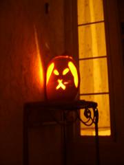 Triss' pumpkin
