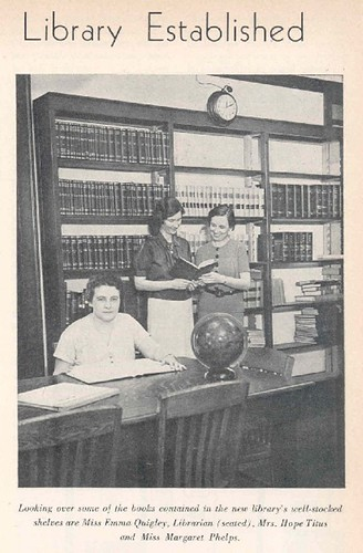 Los Angeles Railway (LARy) Library, 1937