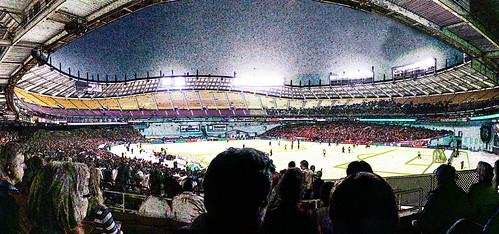 RFK Stadium Panorama