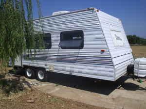 Tahoe Lite trailer