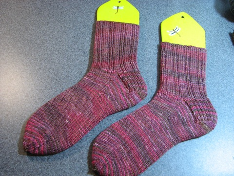 Christmas Socks II 2008