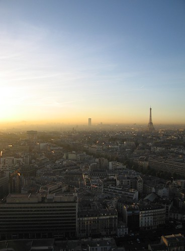 Paris Dawn
