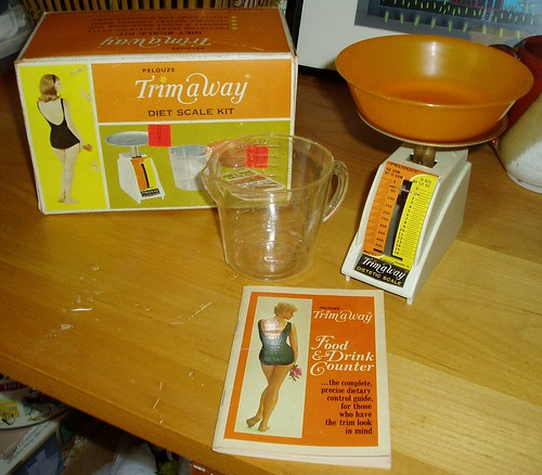 trimaway diet scale, 1965