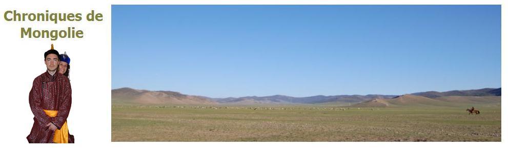 chroniques de Mongolie
