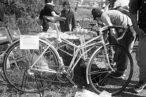 Sekido Bashi Bicycle Flea Market