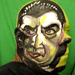 Count Dracula Face Paint Mini Movie! por hawhawjames