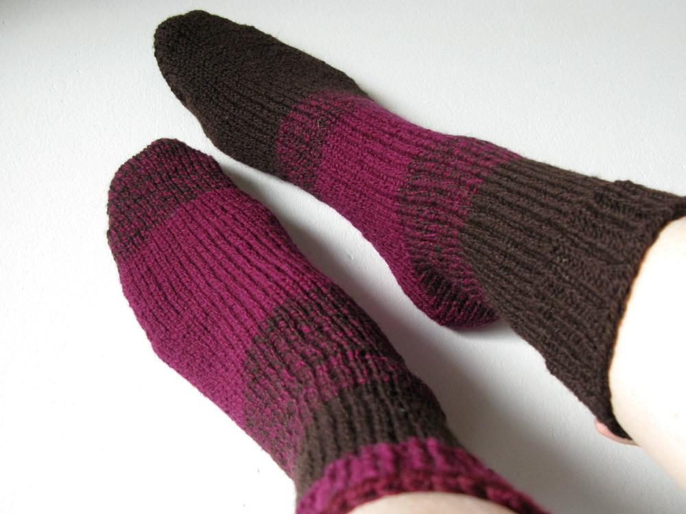 Bockstark socks