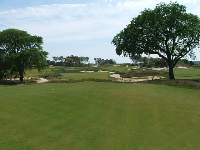Sebonack 2nd tee
