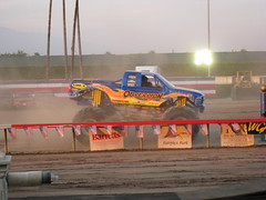 Monster Trucks in action (Fairplex) Tags: pomona independanceday fairplex 4rthofjuly