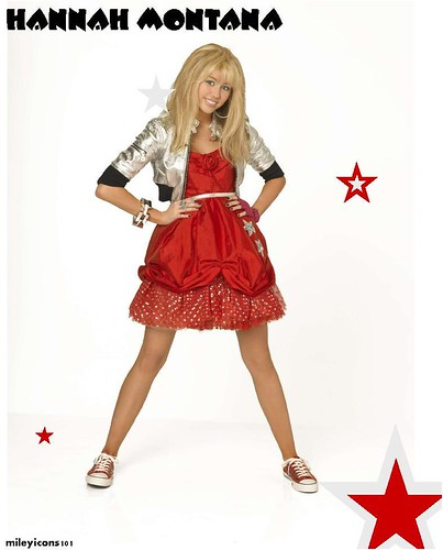 Hannah Montana Icon 205 por mileyicons101.