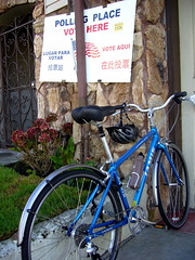 Bike and Vote
