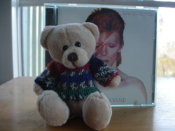 teddy cd