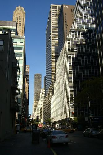 NYC häuser