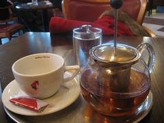 Monday afternoon at Julius Meinl