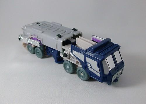 Transformers Octane Henkei - modo camión