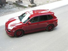 edo Competition Porsche Cayenne GTS pictures 1
