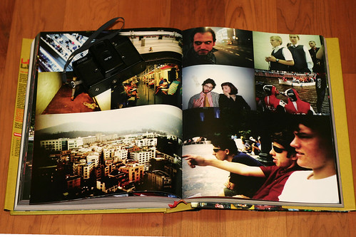 LOMO LC-A Book (Blatant Self Promotion)