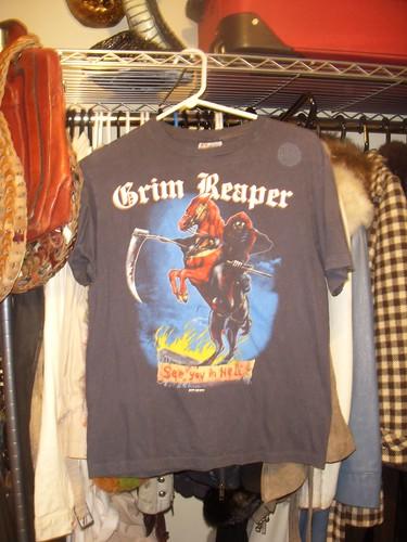 Grim Reaper Tee
