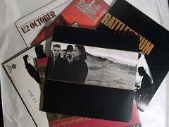 U2 Vinyl Collection