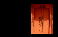 A door to..... (Ezhil Ramalingam) Tags: door orange visualart ladakh monastry blueribbonwinner lamayuru supershot hongkongphotos bej abigfave abigfav platinumphoto colorphotoaward overtheexcellence overtheexcellance goldstaraward