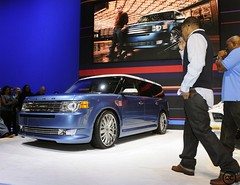 Nelly's Custom Ford Flex