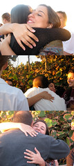 Hugsies! (Lorenia) Tags: usa sunrise louis george florida melbourne ourwedding hugs 1111 ramzi bah floridawedding paradisebeach fresita nathaly lorenia toastforbrekkie 20081111 bahaiceremony bahceremony