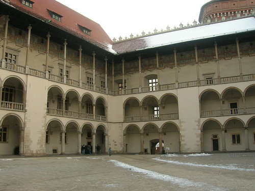 PATIO EN WAWEL