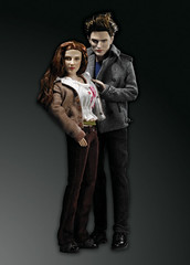tonner twilight dolls (cybermelli) Tags: new moon robert movie book spring swan twilight dolls action rob edward stewart kristen bella isabella figures 2009 exclusive cullen tonner pattinson