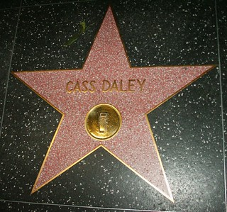 Hollywood Star Cass Daley