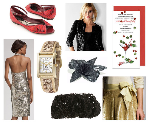 Tuesday Trends: Sparkling Sequins
