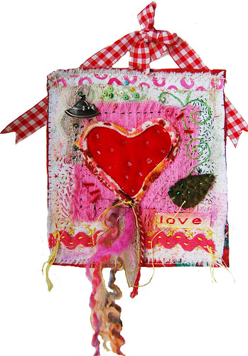 HeArt Quilt #1 (copyright Hanna Andersson)