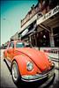 What a Beetle! (Manlio Castagna) Tags: street orange car vintage volkswagen beetle wide sydney sigma beatle 1020mm maggiolone hdr manlio castagna manliocastagna manliok