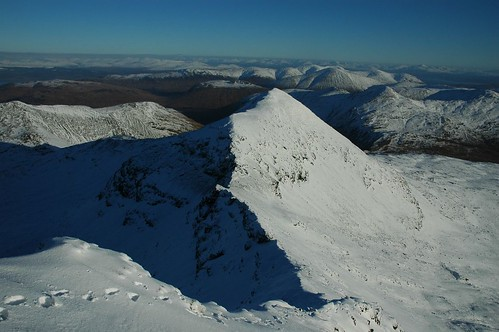 A' Choich from Ben More