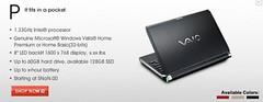 Sony Netbook