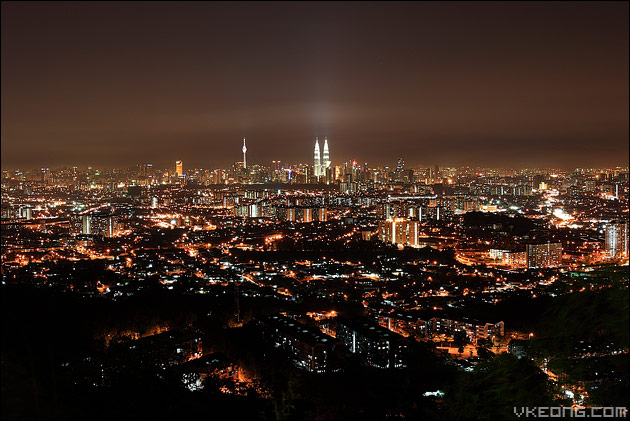 klcc-night-view