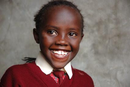 Age:9 Rank among the family members:4th/6 Dream:Nurse Favorite Subject:Swahili&Math  Hobby:running